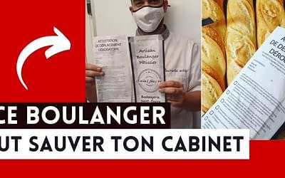 Ce Boulanger Peut Sauver ton Cabinet (thérapeute bien-être)